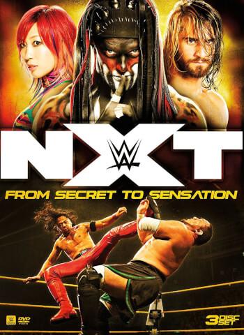 WWE: WWE NXT - From Secret To Sensation