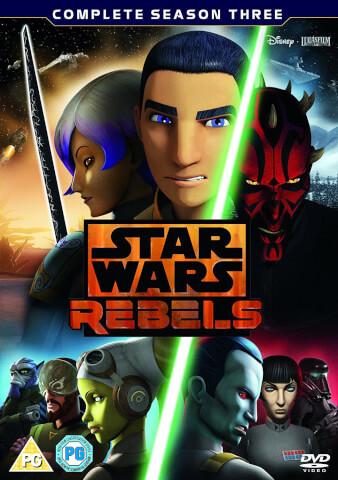 Star Wars Rebels - Season 3