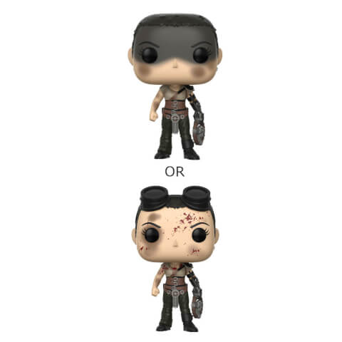 Mad Max Fury Road Furiosa with Chase Pop! Vinyl Figure