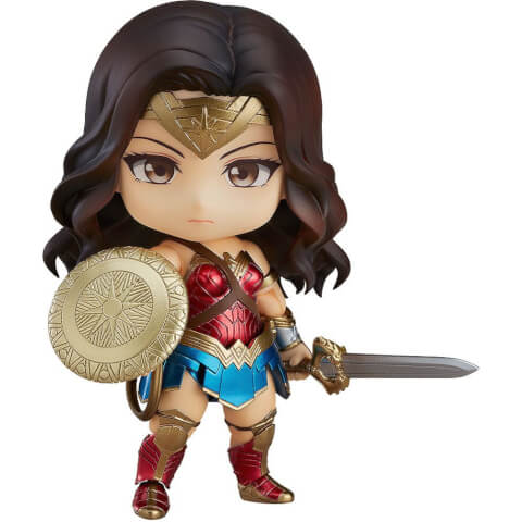 Wonder Woman Movie Nendoroid Action Figure - Wonder Woman Hero's Edition (10cm)