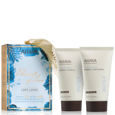 AHAVA Love Locks Ornament (Worth $20)