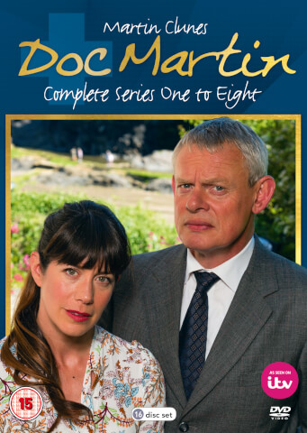 Doc Martin Series 1-8 Compete Boxed Set