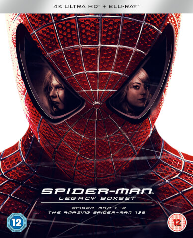 Spider-Man Legacy - 4K Ultra HD (Limited Edition)