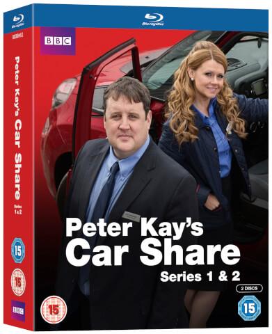 Peter Kay's Car Share Series 1 & 2