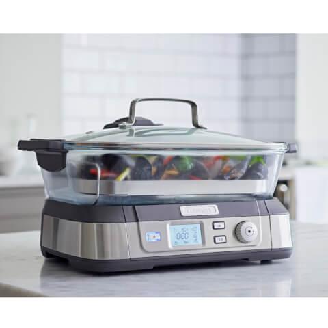 Cuisinart STM1000U Cookfresh Professional Glass Steamer