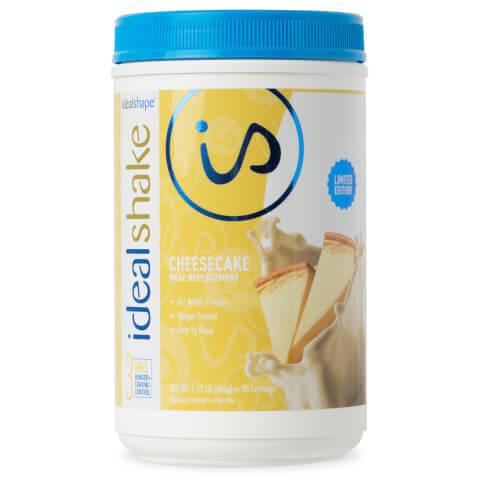 IdealShake Cheesecake - Meal Replacement Shake