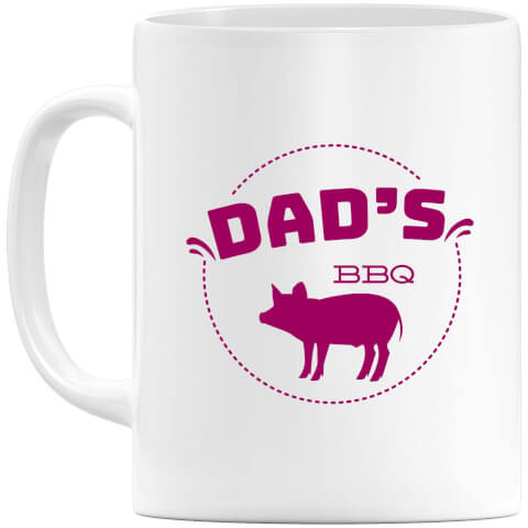 Dads BBQ Mug
