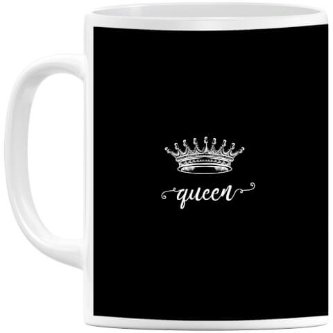 Queens Crown Mug