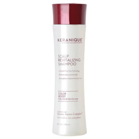 Keranique Scalp Revitalizing Color Boost Shampoo