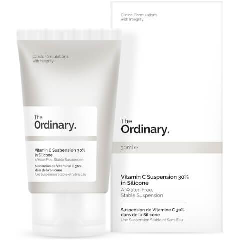 The Ordinary Vitamin C Suspension Cream 30% in Silicone