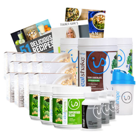 Healthy Living 90 Day Bundle