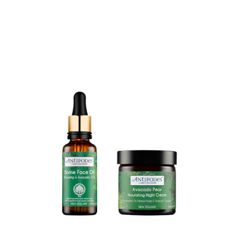 Avocado Oil Evening Ritual Set