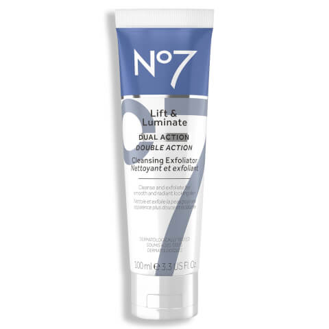 Lift & Luminate Dual Action Cleansing Exfoliator