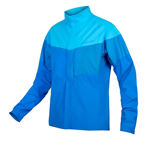 Urban Luminite Jacket II - Hi-Viz Blue
