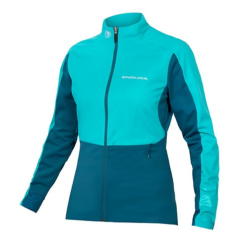 Women's Windchill Jacket II - Pacific Blue