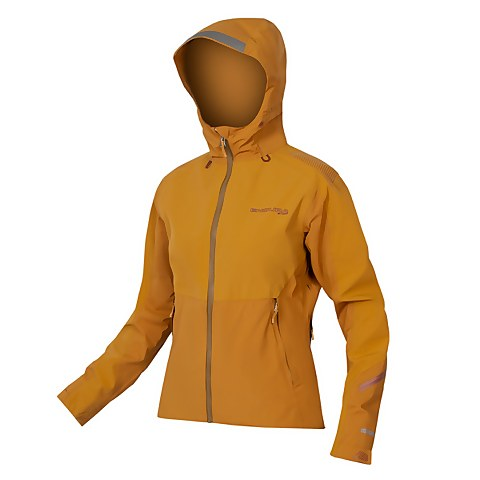 Women's MT500 Waterproof Jacket - Nutmeg