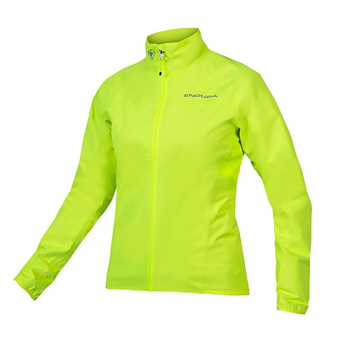 Women's Xtract Jacket II - Hi-Viz Yellow