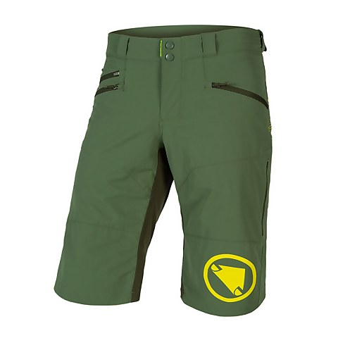 SingleTrack Short II - Forest Green