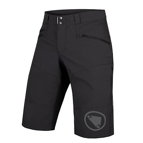 SingleTrack Short II - Black