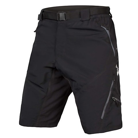 Hummvee Short II with liner - Black