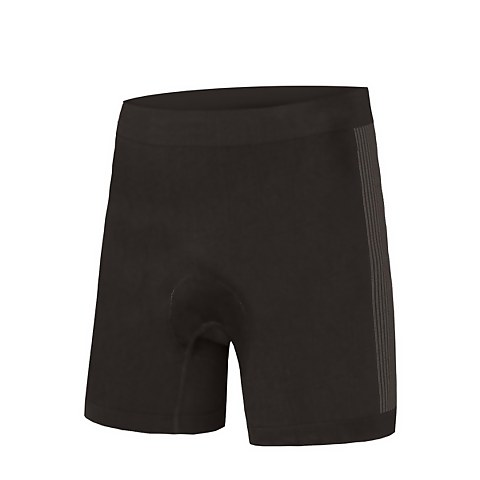 Kids Engineered Padded Boxer - Black