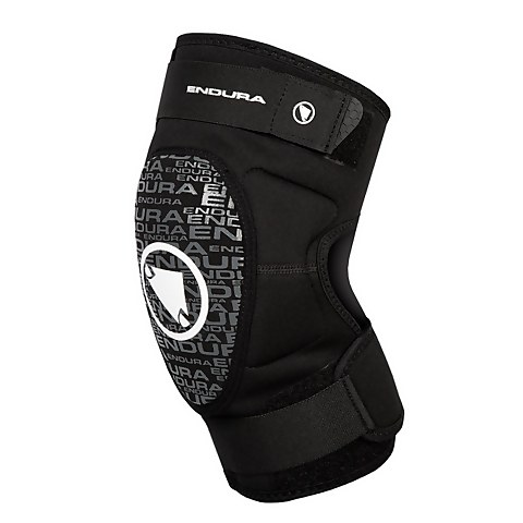 SingleTrack Youth Knee Pads - Black