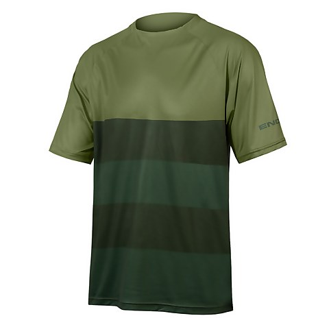 SingleTrack Core T - Olive Green