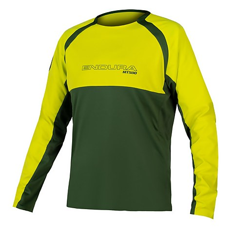 MT500 Burner L/S Jersey II - Forest Green