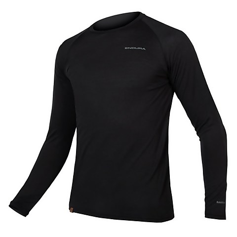 BaaBaa Blend L/S Baselayer - Black