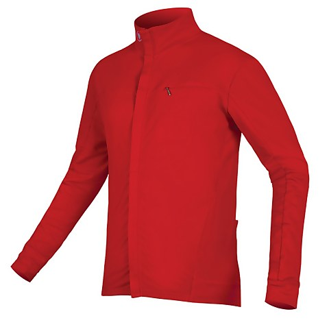 Xtract Roubaix L/S Jersey - Red