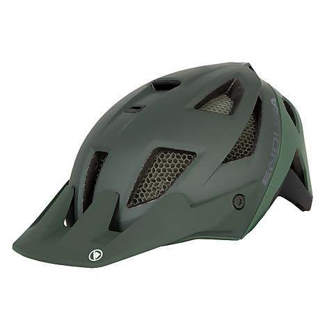 MT500 Helmet - Forest Green