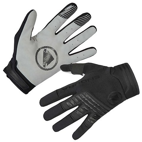 SingleTrack Glove - Black