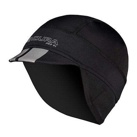 Pro SL Winter Cap - Black