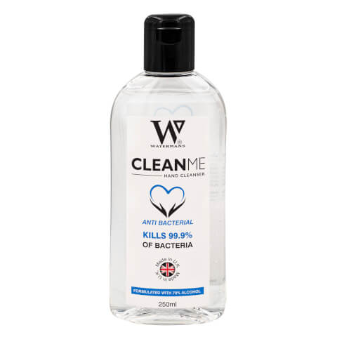 Clean Me Hand Sanitiser 250ml