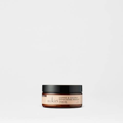Natural Coffee & Coconut Exfoliating Masque