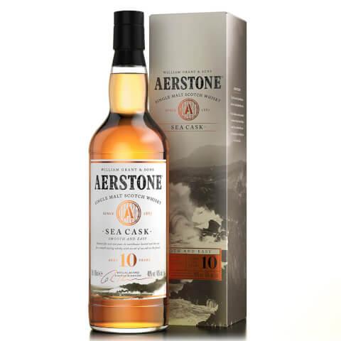 Aerstone Sea Cask 10 Year Old Single Malt Scotch Whisky 70cl