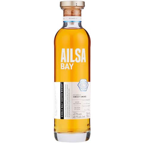 Ailsa Bay Single Malt Scotch Whisky 70cl