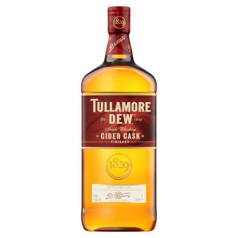 Tullamore D.E.W. Cider Cask Finish Irish Whiskey 1L