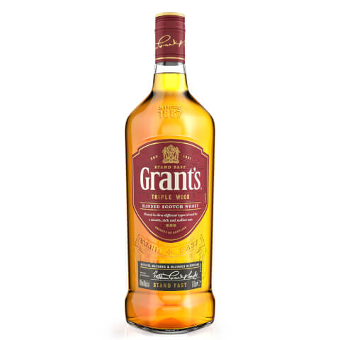 Grant's Triple Wood Blended Scotch Whisky 1L