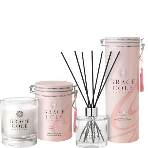 Wild Fig & Pink Cedar Home Fragrance Duo