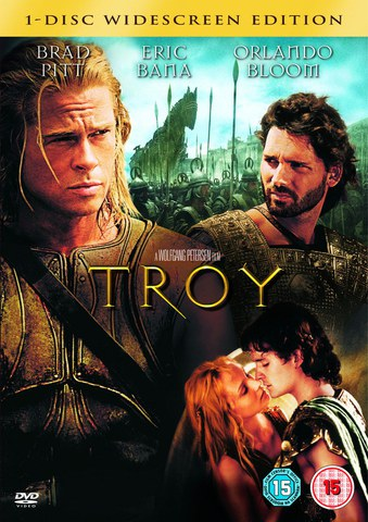 Troy (Vanilla Disc)