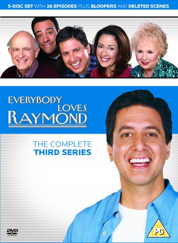Everybody Loves Raymond - Complete Season 3