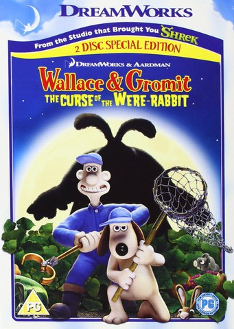 Wallace & Gromit: Curse Of Were-Rabbit