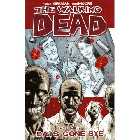 The Walking Dead - Volume 1 Graphic Novel