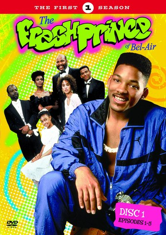 The Fresh Prince Of Bel-Air - Complete Season 1