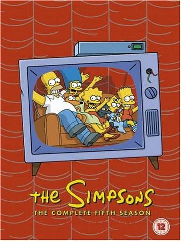 The Simpsons - Seizoen 5 - Compleet [Box Set]