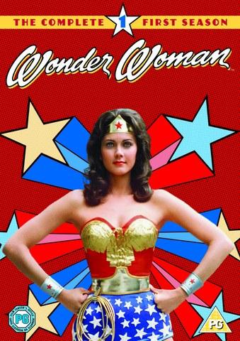 Wonder Woman - Seizoen 1 - Compleet