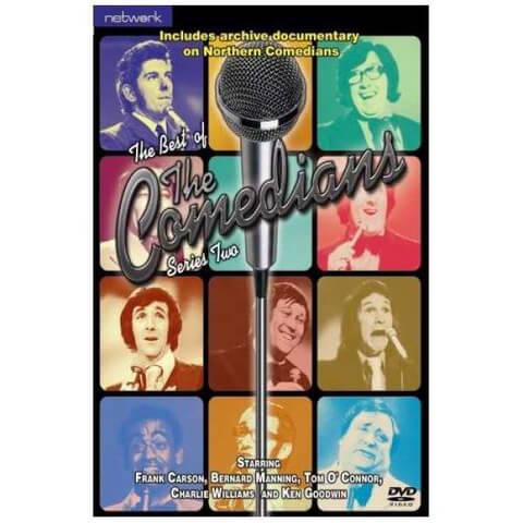 Comedians - Best Of Series 2