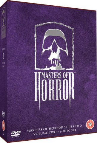 Masters Of Horror - Series 2 Vol. 2