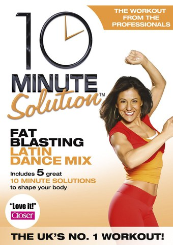 10 Minute Solution - Fat Blasting Latin Dance Mix